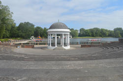 16901   Old Bandstand in the UK