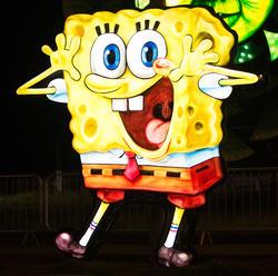 16799   Sponge Bob Square Pants at Blackpool
