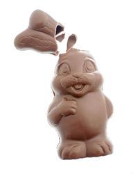 13467   Broken Easter bunny egg
