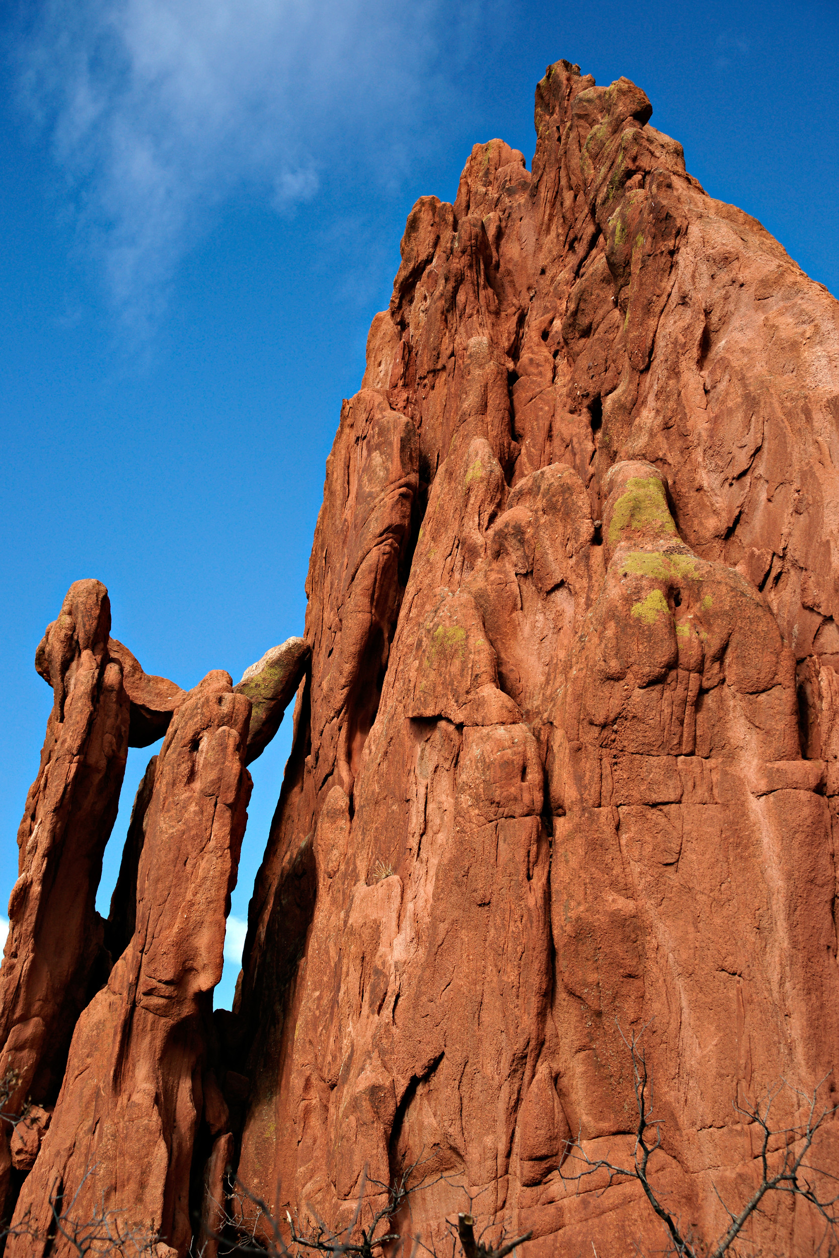 Garden Of The Gods Colorado Springs Co >> Free Stock Photo 12228 Cathedral Spires at Garden of the ...