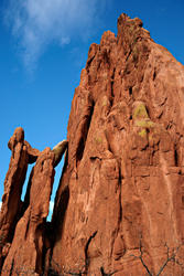 12228   Cathedral Spires at Garden of the Gods