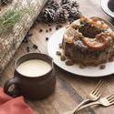 17179   Tasty traditional Christmas plum pudding