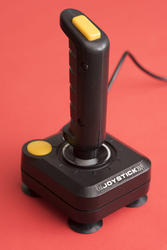 13761   Retro joystick for video games