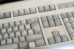 13793   Old keyboard