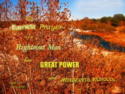 17076   Earnest Prayer Gives Good Results