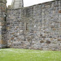 12840   Fortified block wall at Saint Andrews Cathedral
