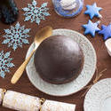 13124   Delicious traditional fruity Christmas pudding