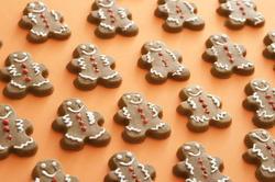 12331   pattern of gingerbread men