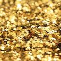 11929   sparkling gold glitter