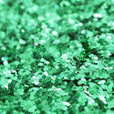 11930   Bright emerald green glitter texture