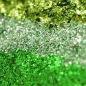 11931   green glitter lines
