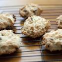 12333   rock cake cookies on rack