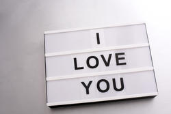 13493   I Love You sign