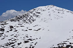 12611   Independence Pass Mountain Peak