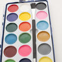 11968   Artists palette of new water color paints