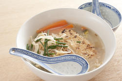 12358   milkfish soup and vegetables