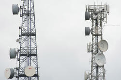 13712   Two telecommunications towers