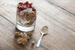 12271   granola yogurt and fruit