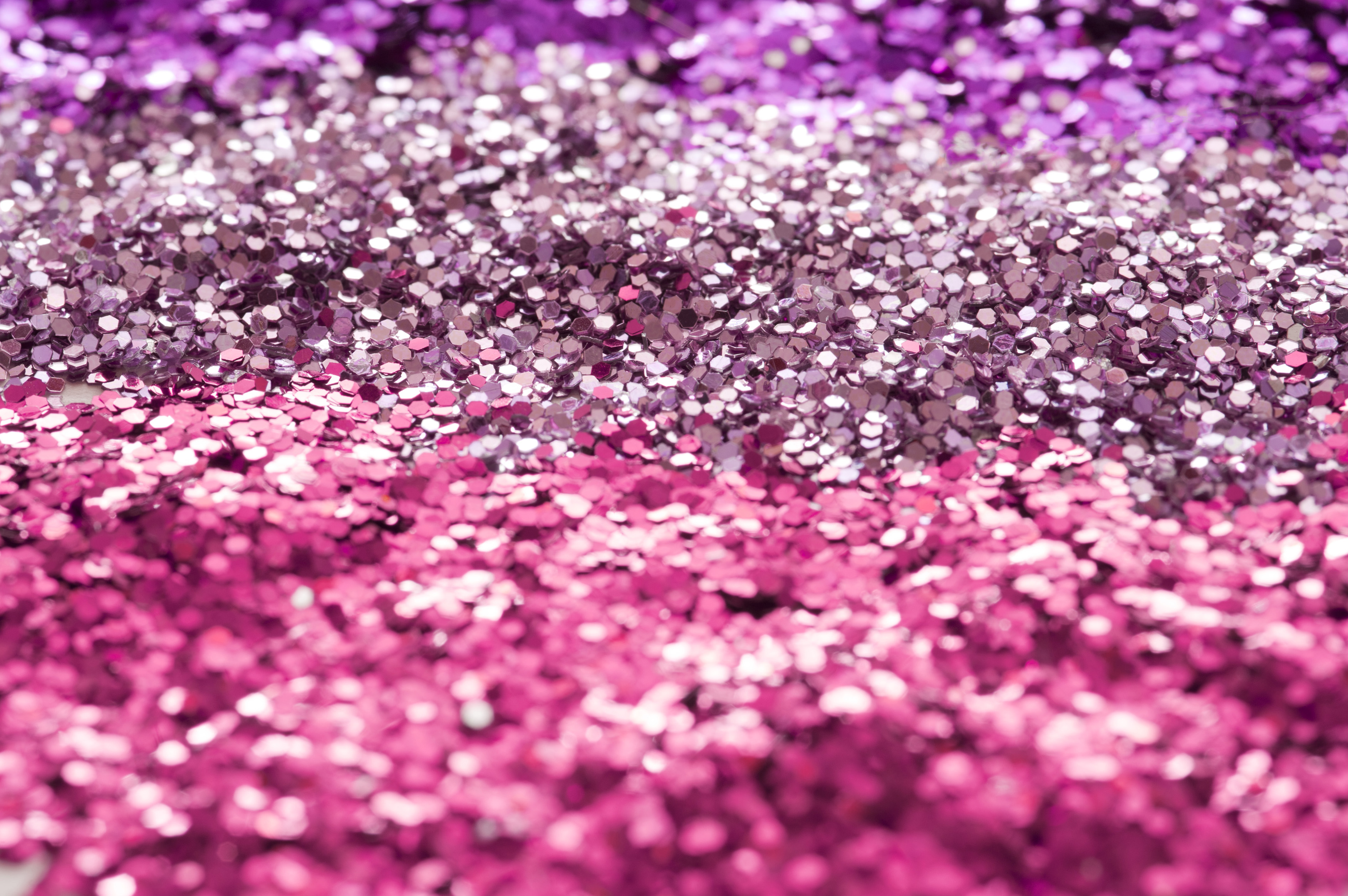 how to add glitter to images