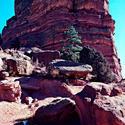 12227   Red Rocks Amphitheatre Ship Rock