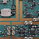 12668   Close up on printed circuit board
