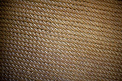 12685   Thick rope strands in parallel