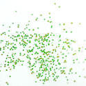 11926   Green Sprinkled Glitter