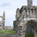 12792   Arches and tower at Saint Andrews Cathedral