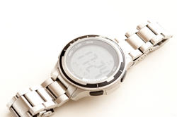 11899   Gents stainless steel wrist watch
