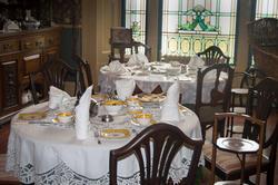 16764   Victorian tea room