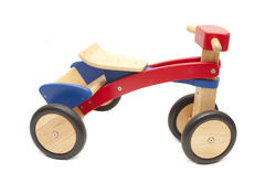 11982   Colorful wooden toy tricycle