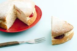12346   Victoria sandwich cake