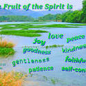 17554   The Fruit of the Spirit