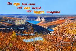 17428   No Eye Has Seen