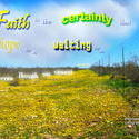 17454   Faith is the Certainty