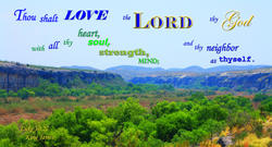 17505   Love the Lord with Heart, Soul