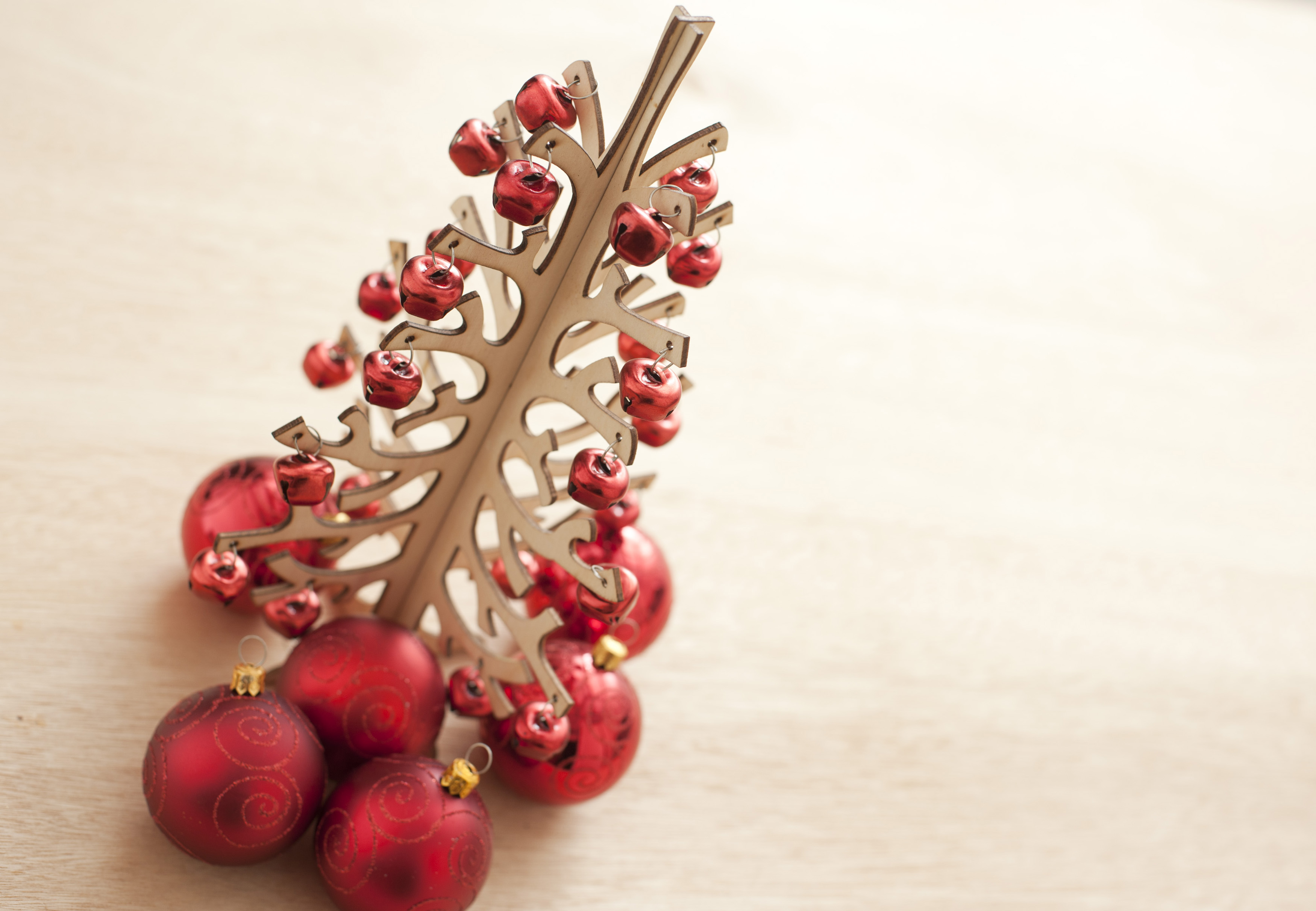 Modern Christmas Trees Decorated.Free Stock Photo 11707 Modern Christmas Tree Decoration