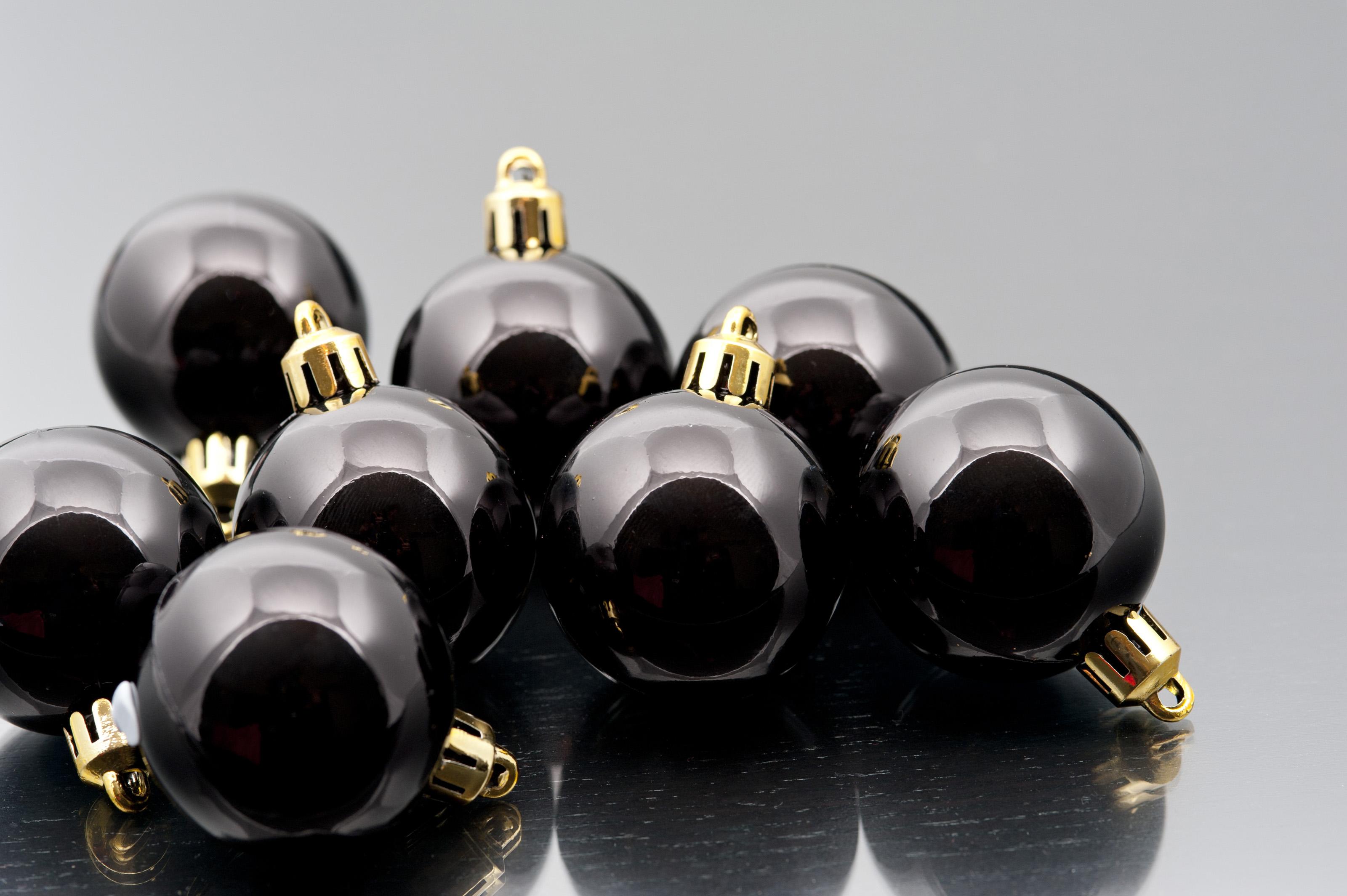 Black Christmas Balls.Free Stock Photo 6802 Collection Of Black Christmas Balls