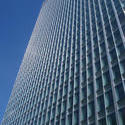 237-glass office building