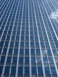 239-glass office building