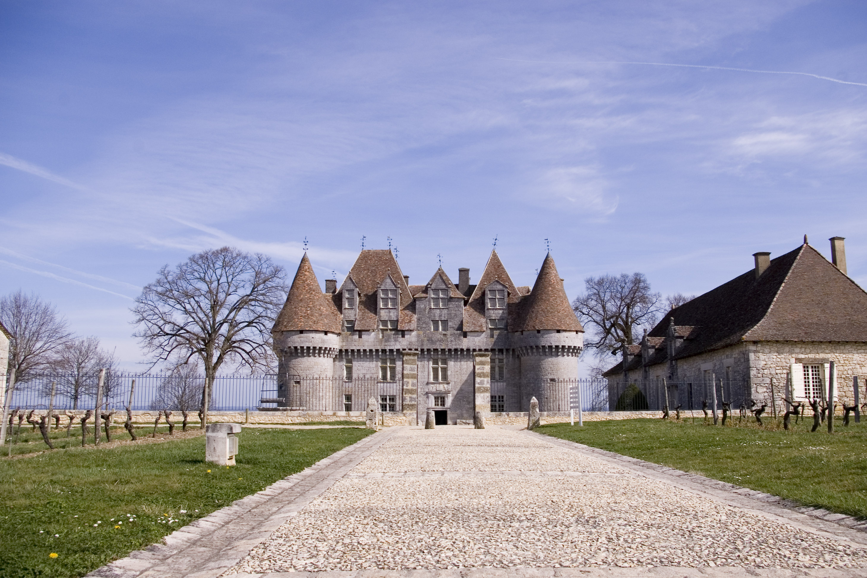 Free Stock Photo 1152 French Chateau 1905 Jpg Freeimageslive