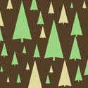 1531-graphic christmas trees