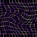 1465-twisted purple grid