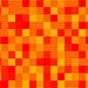 1555-orange lines