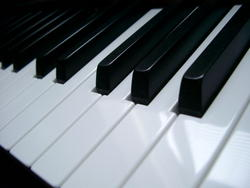 1443-electric piano keyboard