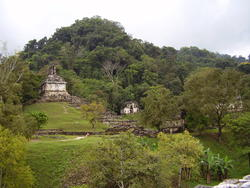 1808-Palenque Mayan Ruins
