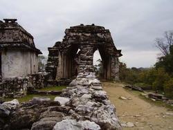 1813-Palenque Ruins