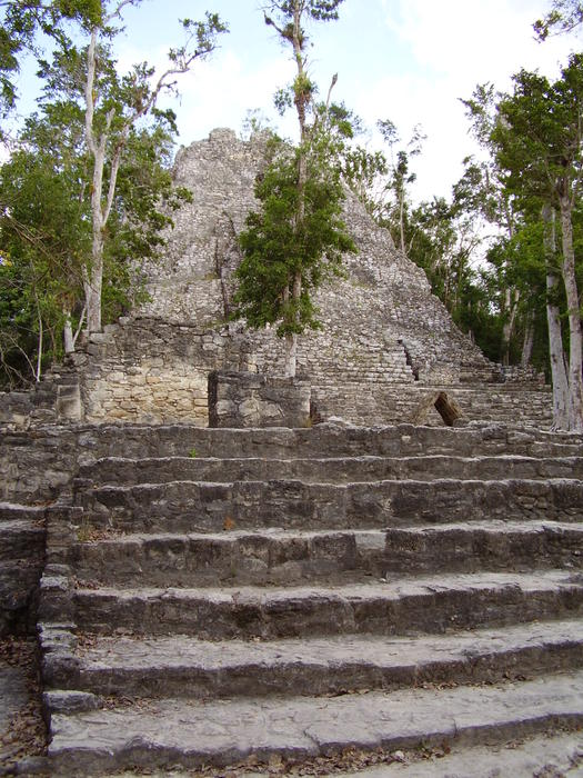 runis of the mayan civilisation
