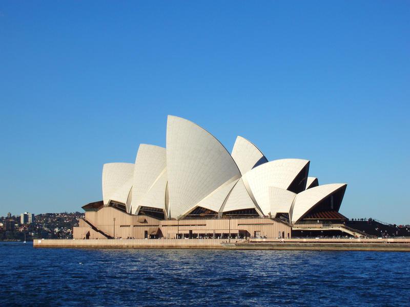 1927-Sydney Opera House