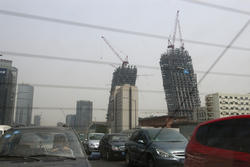 2480-CCTV Headquarters construction